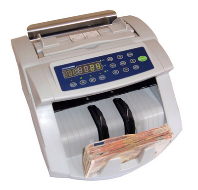 Table Banknote Counter
